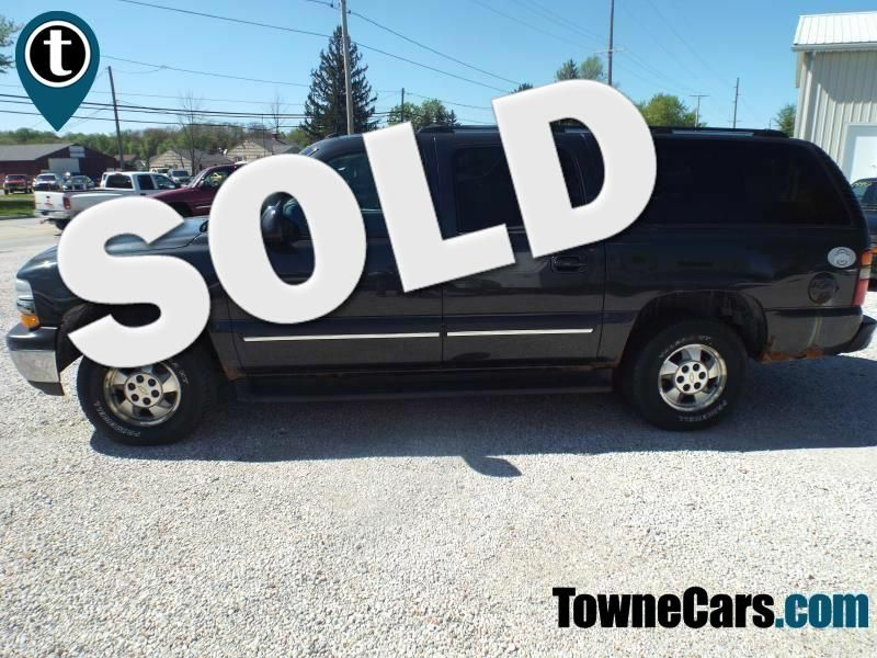 2003 Chevrolet Suburban LT | Medina, OH | Towne Auto Sales in Medina OH