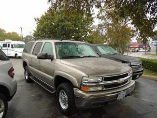 2003 Chevrolet Suburban LT 2500  4x4 8.1l v8 San Antonio, Texas