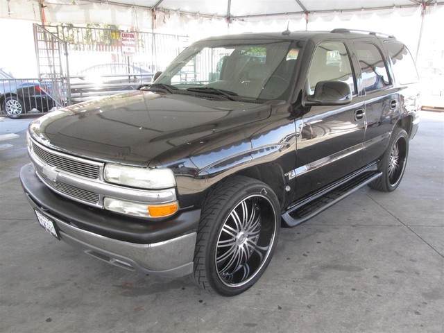 2003 Chevrolet Tahoe LT This particular Vehicle comes with 3rd Row Seat Please call or e-mail to