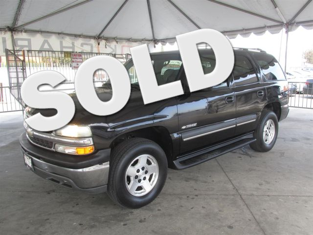 2003 Chevrolet Tahoe LS This particular Vehicle comes with 3rd Row Seat Please call or e-mail to