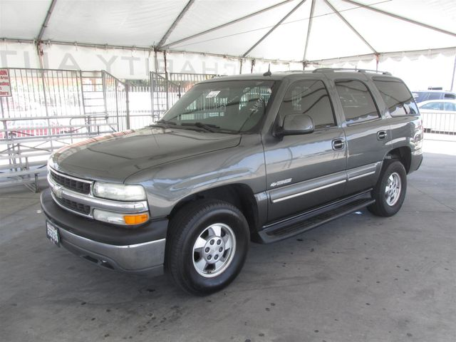 2003 Chevrolet Tahoe LT This particular Vehicles true mileage is unknown TMU Please call or e-