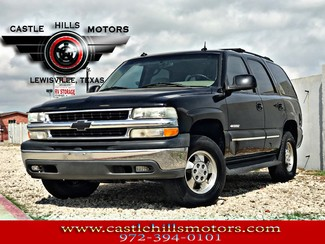 2003 Chevrolet Tahoe LT - Bose, Rear DVD, 3rd Row, Tow! in Lewisville Texas