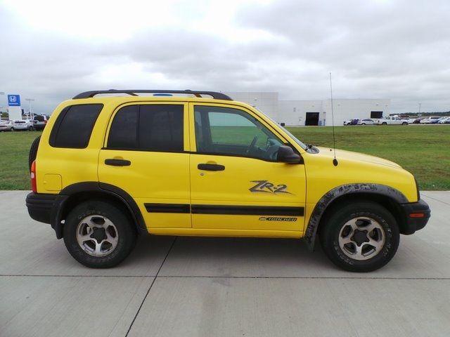 2003 Chevrolet Tracker ZR2 Cape Girardeau, Missouri 1