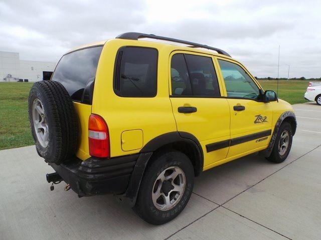 2003 Chevrolet Tracker ZR2 Cape Girardeau, Missouri 2