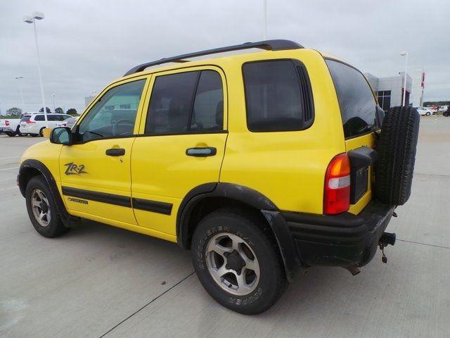 2003 Chevrolet Tracker ZR2 Cape Girardeau, Missouri 4