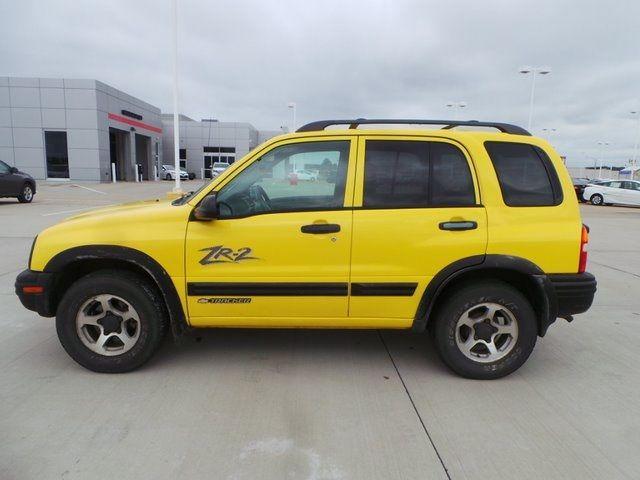2003 Chevrolet Tracker ZR2 Cape Girardeau, Missouri 5