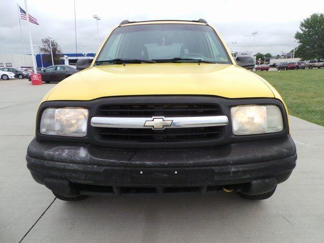 2003 Chevrolet Tracker ZR2 Cape Girardeau, Missouri 7