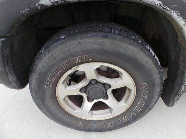 2003 Chevrolet Tracker ZR2 Cape Girardeau, Missouri 8