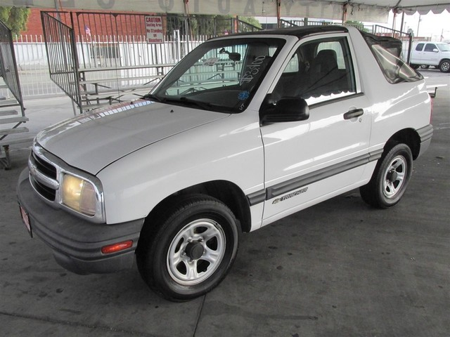 2003 Chevrolet Tracker Base Please call or e-mail to check availability All of our vehicles are
