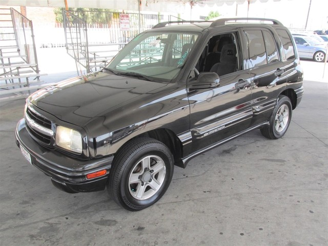 2003 Chevrolet Tracker LT Please call or e-mail to check availability All of our vehicles are a