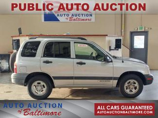 2003 Chevrolet Tracker Base | JOPPA, MD | Auto Auction of Baltimore  in Joppa MD