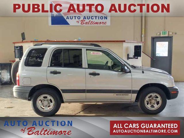 2003 Chevrolet Tracker Base | JOPPA, MD | Auto Auction of Baltimore  in JOPPA MD
