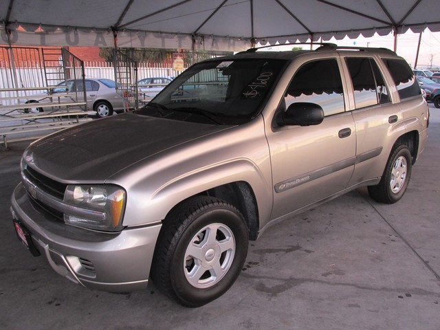 2003 Chevrolet TrailBlazer LS Please call or e-mail to check availability All of our vehicles ar
