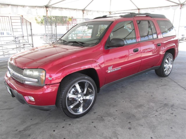 2003 Chevrolet TrailBlazer EXT LT This particular Vehicles true mileage is unknown TMU This pa