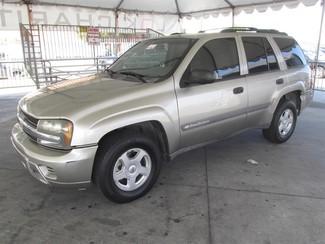 2003 Chevrolet TrailBlazer LS Gardena, California