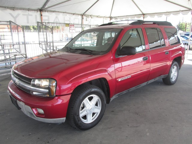 2003 Chevrolet TrailBlazer EXT LT This particular Vehicles true mileage is unknown TMU Please