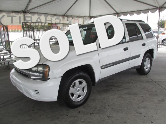 2003 Chevrolet TrailBlazer LS Please call or e-mail to check availability All of our vehicles a