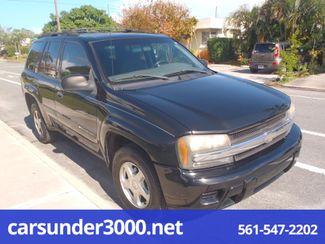 2003 Chevrolet TrailBlazer LS Lake Worth , Florida 1