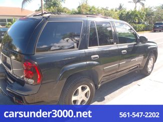 2003 Chevrolet TrailBlazer LS Lake Worth , Florida 2