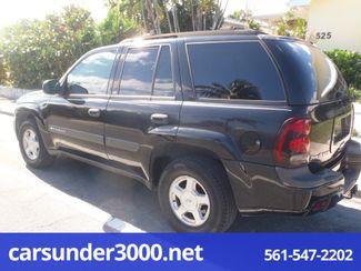 2003 Chevrolet TrailBlazer LS Lake Worth , Florida 3