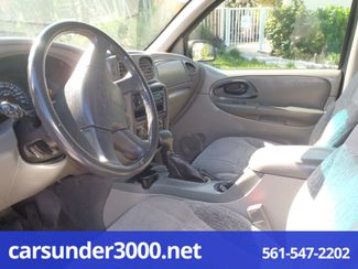 2003 Chevrolet TrailBlazer LS Lake Worth , Florida 4