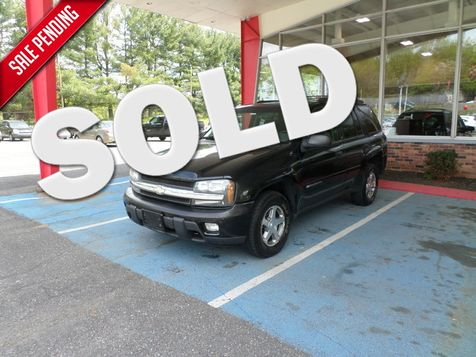 2003 Chevrolet TrailBlazer LT in WATERBURY, CT