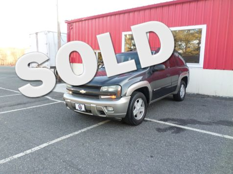 2003 Chevrolet TrailBlazer LTZ in WATERBURY, CT