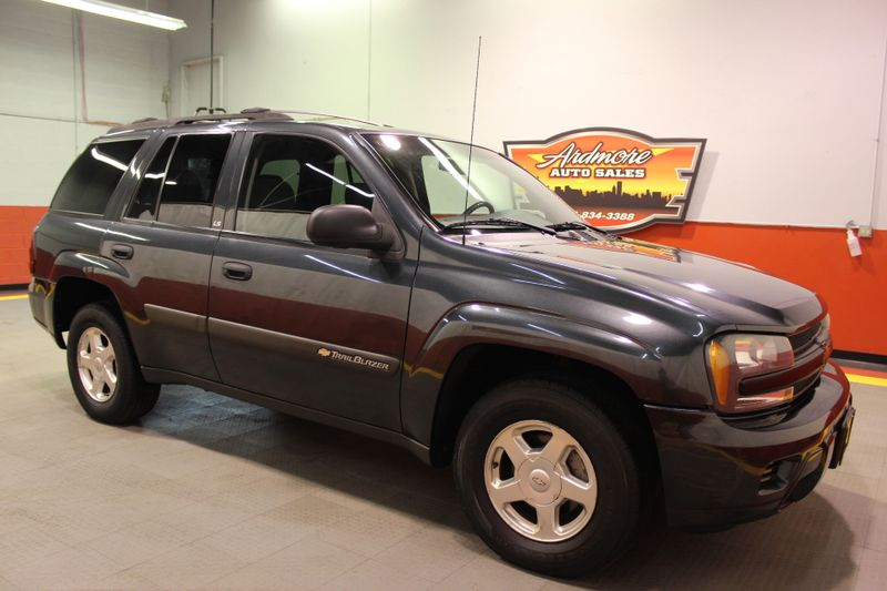 2003 Chevrolet TrailBlazer LS  city Illinois  Ardmore Auto Sales  in West Chicago, Illinois