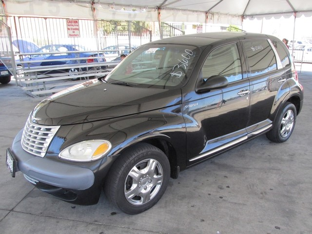 2003 Chrysler PT Cruiser This particular vehicle has a SALVAGE title Please call or email to check