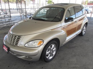 2003 Chrysler PT Cruiser Touring Gardena, California