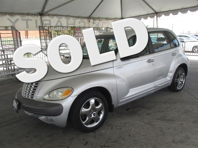 2003 Chrysler PT Cruiser Please call or e-mail to check availability All of our vehicles are av