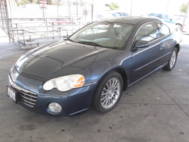 2003 Chrysler Sebring LXi Please call or e-mail to check availability All of our vehicles are a