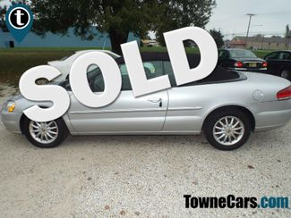2003 Chrysler Sebring LXi | Medina, OH | Towne Auto Sales in ohio OH