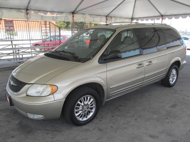 2003 Chrysler Town  Country Limited Please call or e-mail to check availability All of our veh