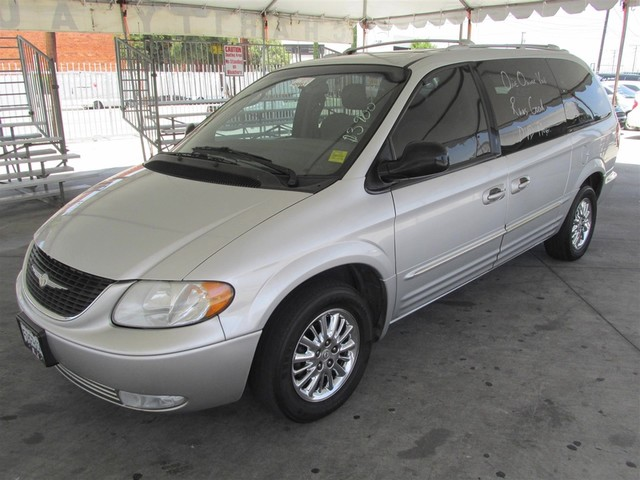 2003 Chrysler Town  Country Limited This particular Vehicle comes with 3rd Row Seat Please call