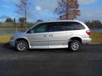 2003 Chrysler Town & Country Limited Handicap Van Pinellas Park, Florida 1