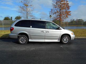 2003 Chrysler Town & Country Limited Handicap Van Pinellas Park, Florida 2