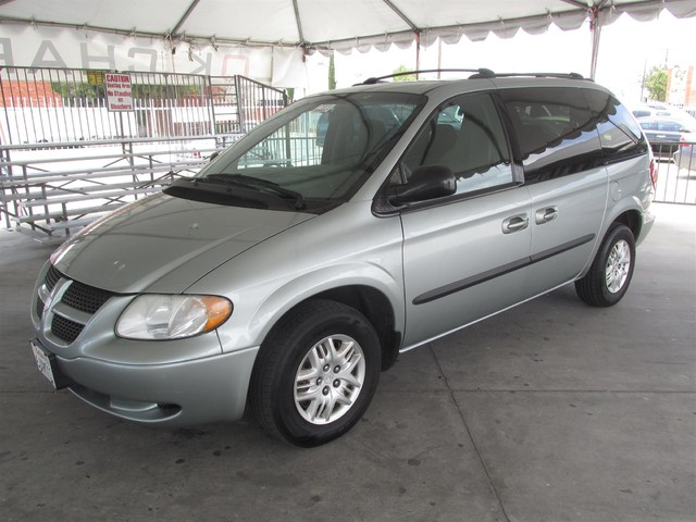 2003 Dodge Caravan Sport This particular Vehicle comes with 3rd Row Seat Please call or e-mail to