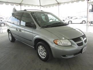 2003 Dodge Caravan Sport Gardena, California 3