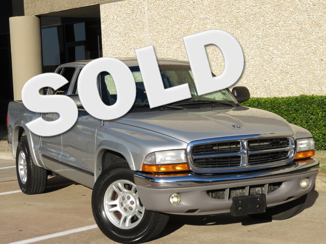 2003 Dodge Dakota SLT CREAM PUFF DEFINED This is the truck that you always waited for your grandp