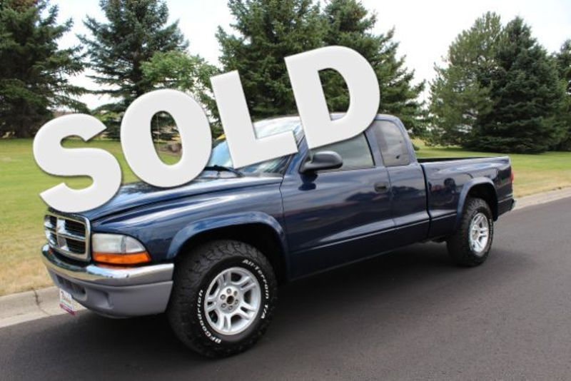2003 Dodge Dakota SLT  city MT  Bleskin Motor Company   in Great Falls, MT