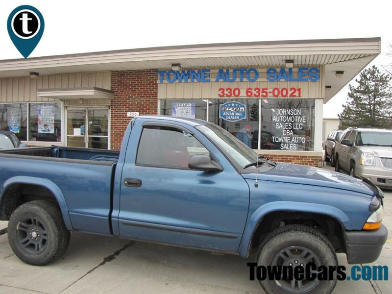 2003 Dodge Dakota Base | Medina, OH | Towne Cars in Medina OH