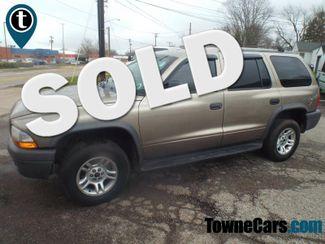 2003 Dodge Durango Sport | Medina, OH | Towne Auto Sales in Medina OH
