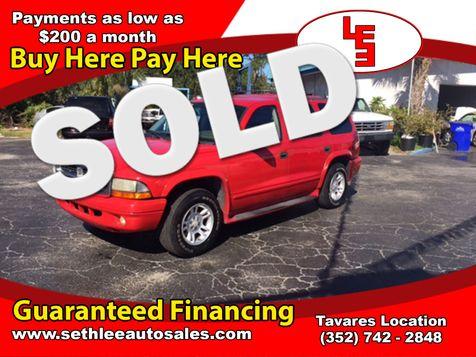 2003 Dodge Durango SLT Plus in Tavares, FL