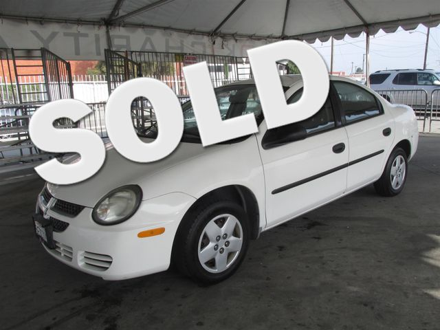 2003 Dodge Neon SE Please call or e-mail to check availability All of our vehicles are availabl