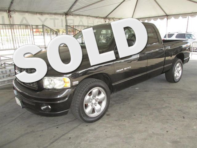 2003 Dodge Ram 1500 ST Please call or e-mail to check availability All of our vehicles are avai