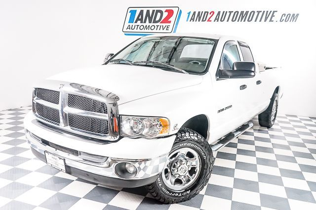 2003 Dodge Ram 2500 ST Quad Cab Short Bed 2WD in Dallas TX