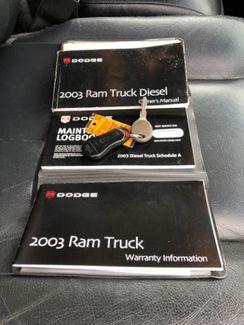 2003 Dodge Ram 2500 Laramie Quad Cab Short Bed 4WD LINDON, UT 32