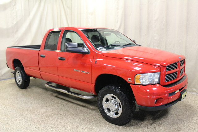 2003 Dodge Ram 2500 SLT Roscoe, Illinois 0