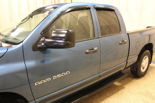 2003 Dodge Ram 2500 SLT Roscoe, Illinois 6